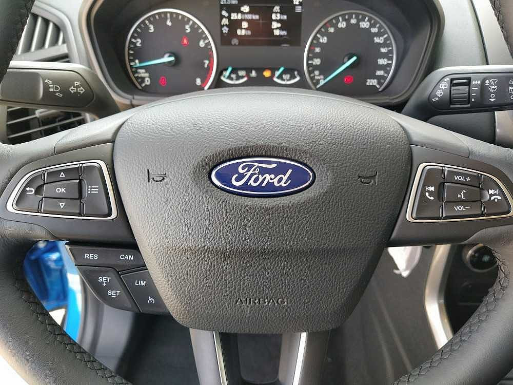 Ford Ecosport 1.0 EcoBoost 100 CV Plus a 16.300€ - immagine 12