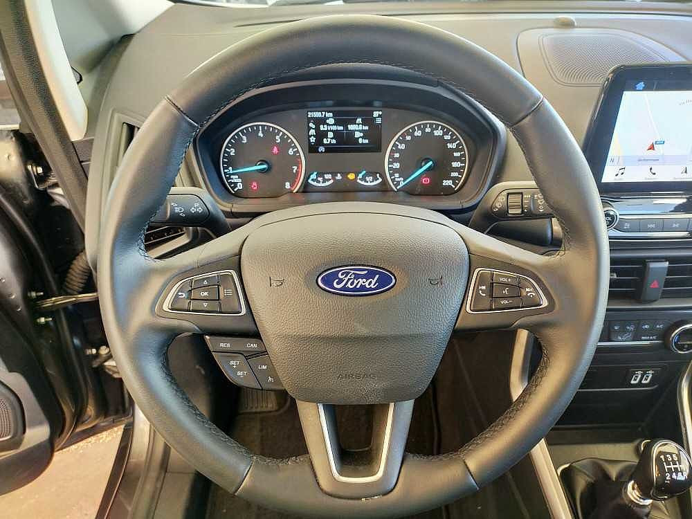Ford Ecosport 1.0 EcoBoost 125 CV Start&Stop Business a 15.500€ - immagine 15