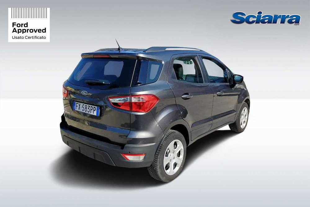 Ford Ecosport 1.0 EcoBoost 125 CV Start&Stop Business a 15.500€ - immagine 2