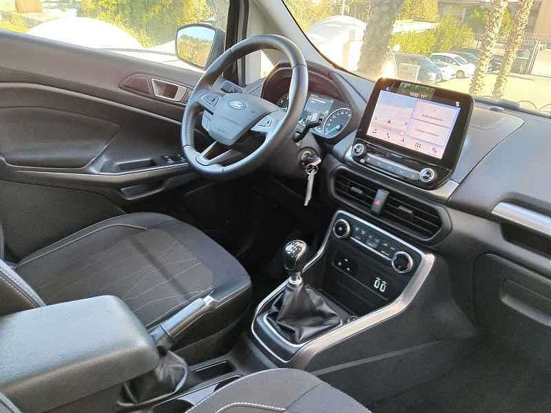 Ford Ecosport 1.0 EcoBoost 125 CV Start&Stop Business a 15.500€ - immagine 20