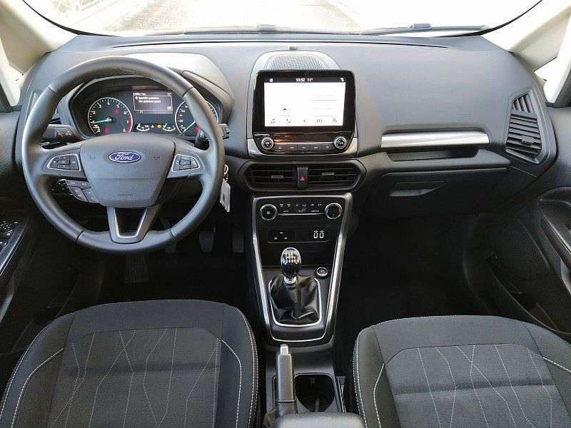 Ford Ecosport 1.0 EcoBoost 125 CV Start&Stop Business a 15.500€ - immagine 6