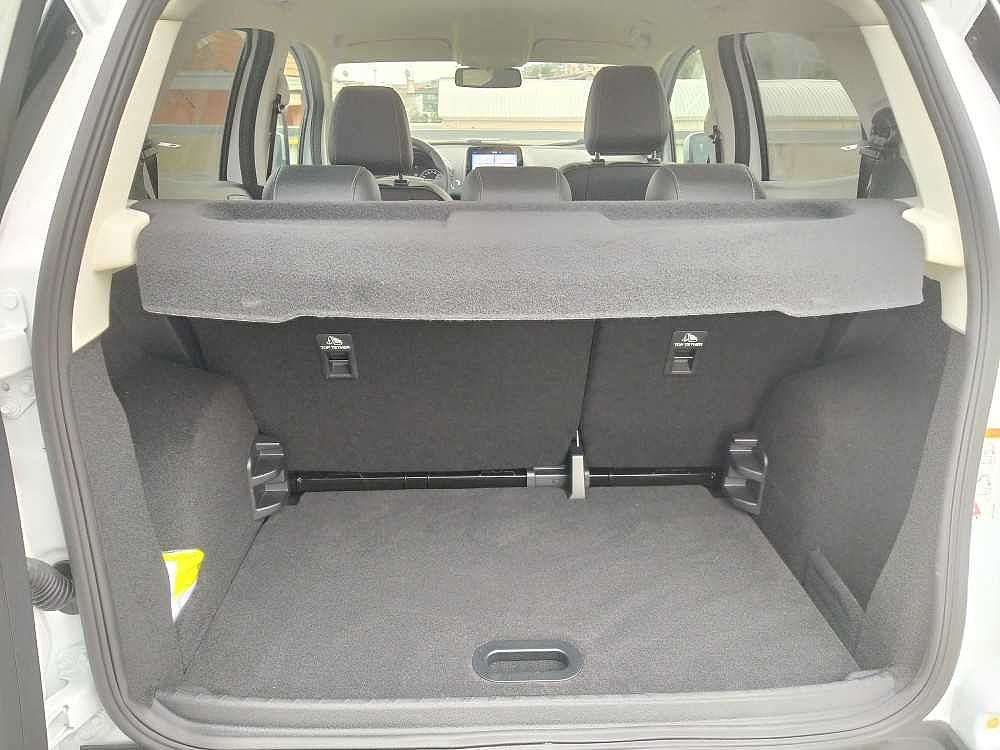 Ford Ecosport 1.0 EcoBoost GPL 100 CV Titanium a 17.500€ - immagine 14