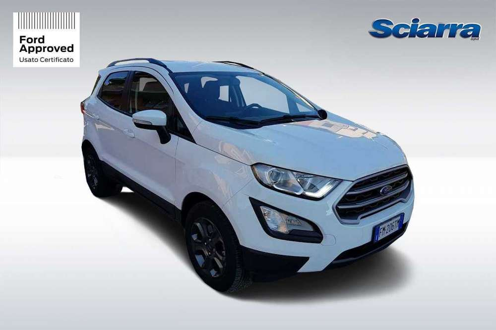 Ford Ecosport 1.0 EcoBoost 125 CV Start&Stop Plus a 14.500€ - immagine 1
