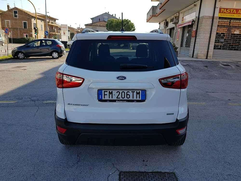 Ford Ecosport 1.0 EcoBoost 125 CV Start&Stop Plus a 14.500€ - immagine 13