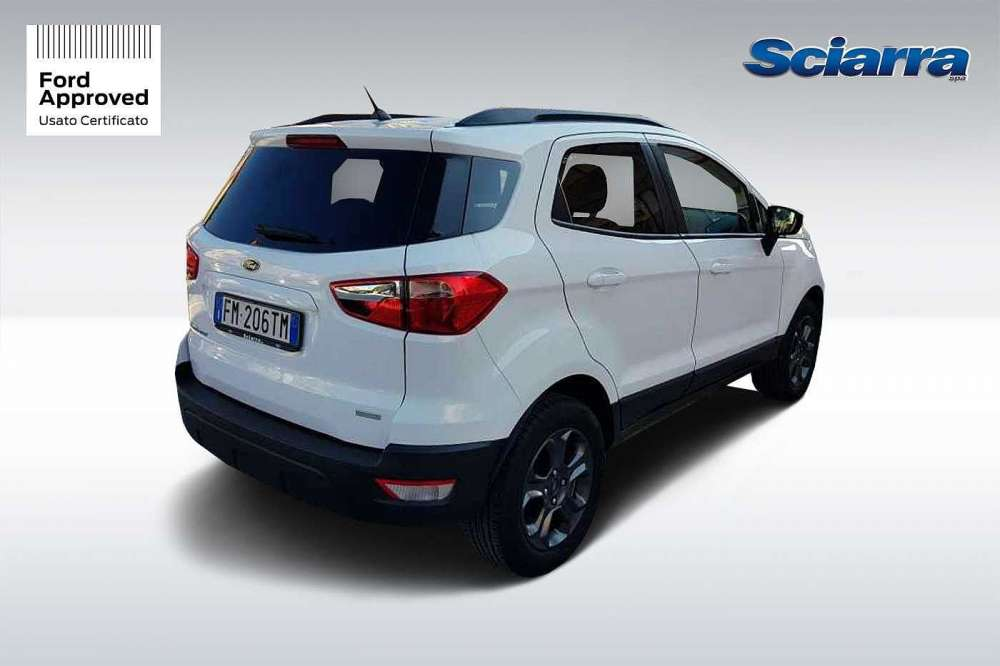 Ford Ecosport 1.0 EcoBoost 125 CV Start&Stop Plus a 14.500€ - immagine 2