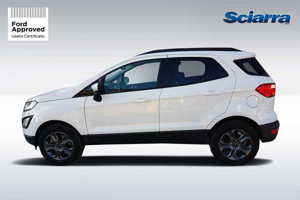 Ford Ecosport 1.0 EcoBoost 125 CV Start&Stop Plus a 14.500€ - immagine 3