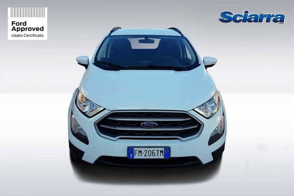 Ford Ecosport 1.0 EcoBoost 125 CV Start&Stop Plus a 14.500€ - immagine 4