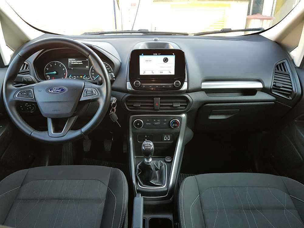 Ford Ecosport 1.0 EcoBoost 125 CV Start&Stop Plus a 14.500€ - immagine 6