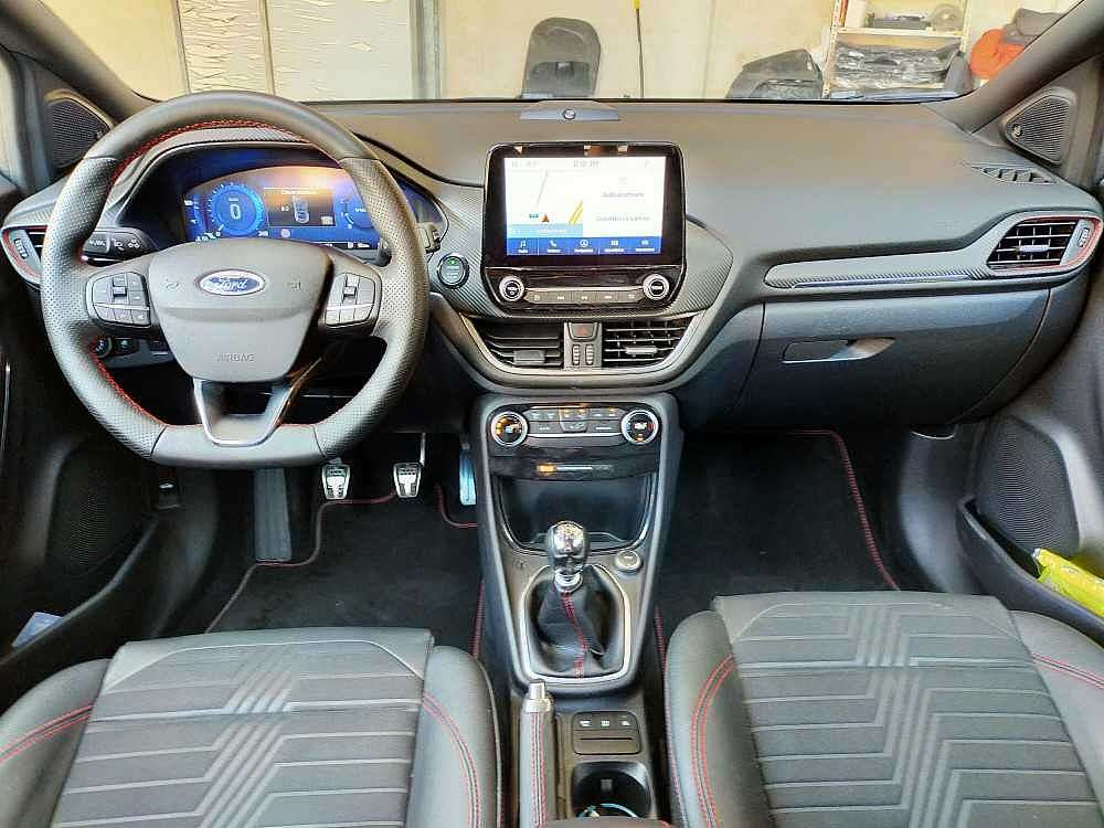 Ford Puma 1.0 EcoBoost 125 CV S&S ST-Line X a 19.900€ - immagine 6