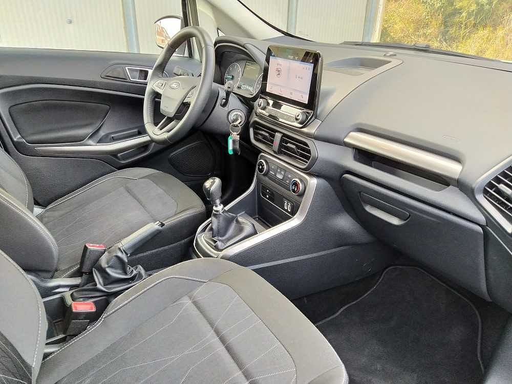 Ford Ecosport 1.5 TDCi 100 CV Start&Stop Plus a 16.000€ - immagine 16
