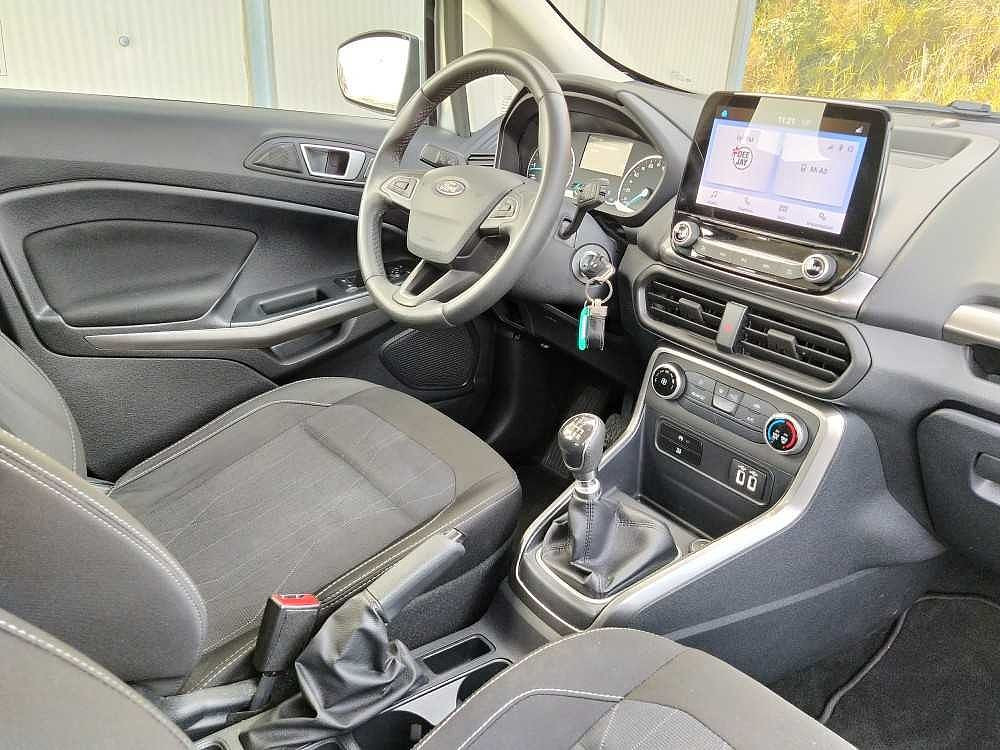 Ford Ecosport 1.5 TDCi 100 CV Start&Stop Plus a 16.000€ - immagine 17