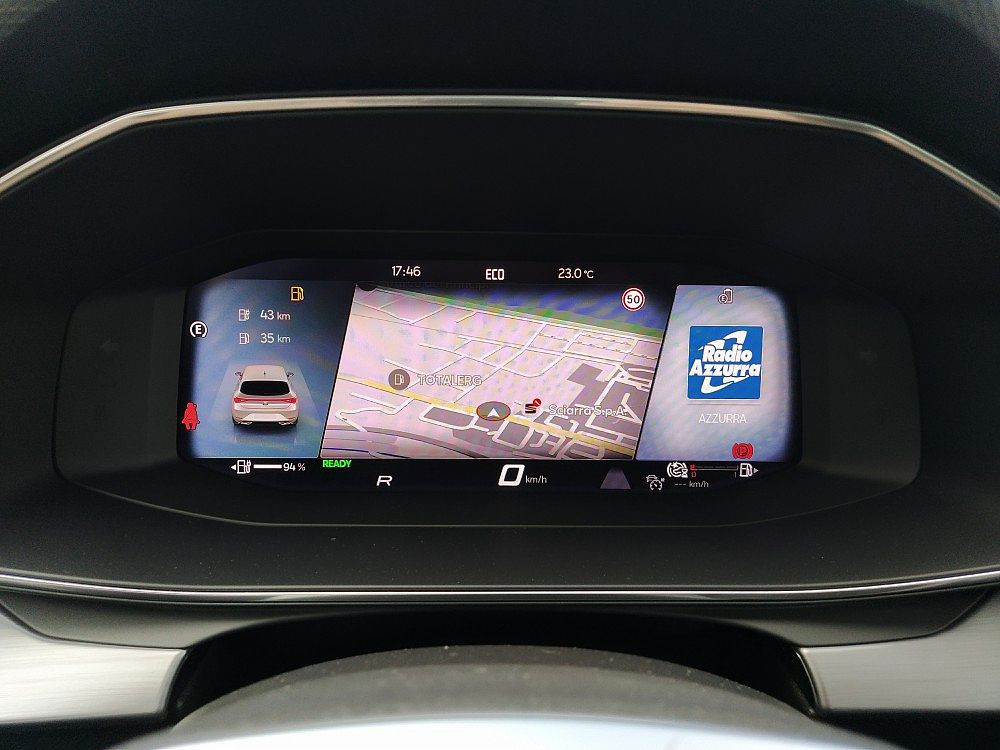 Seat Leon 1.4 e-HYBRID 204 CV DSG FR a 28.900€ - immagine 20