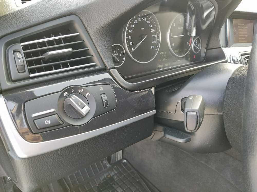 BMW Serie 5 Touring 520d Touring Business aut. a 14.800€ - immagine 16