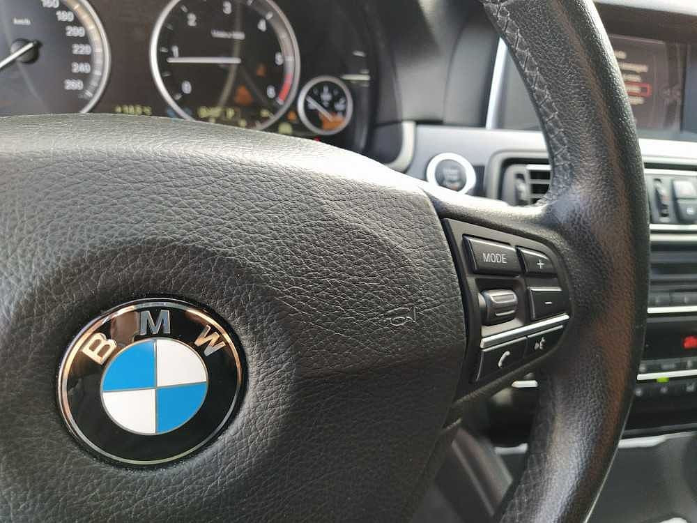 BMW Serie 5 Touring 520d Touring Business aut. a 14.800€ - immagine 20