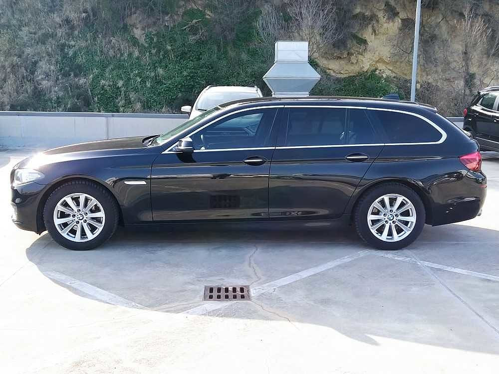 BMW Serie 5 Touring 520d Touring Business aut. a 14.800€ - immagine 3