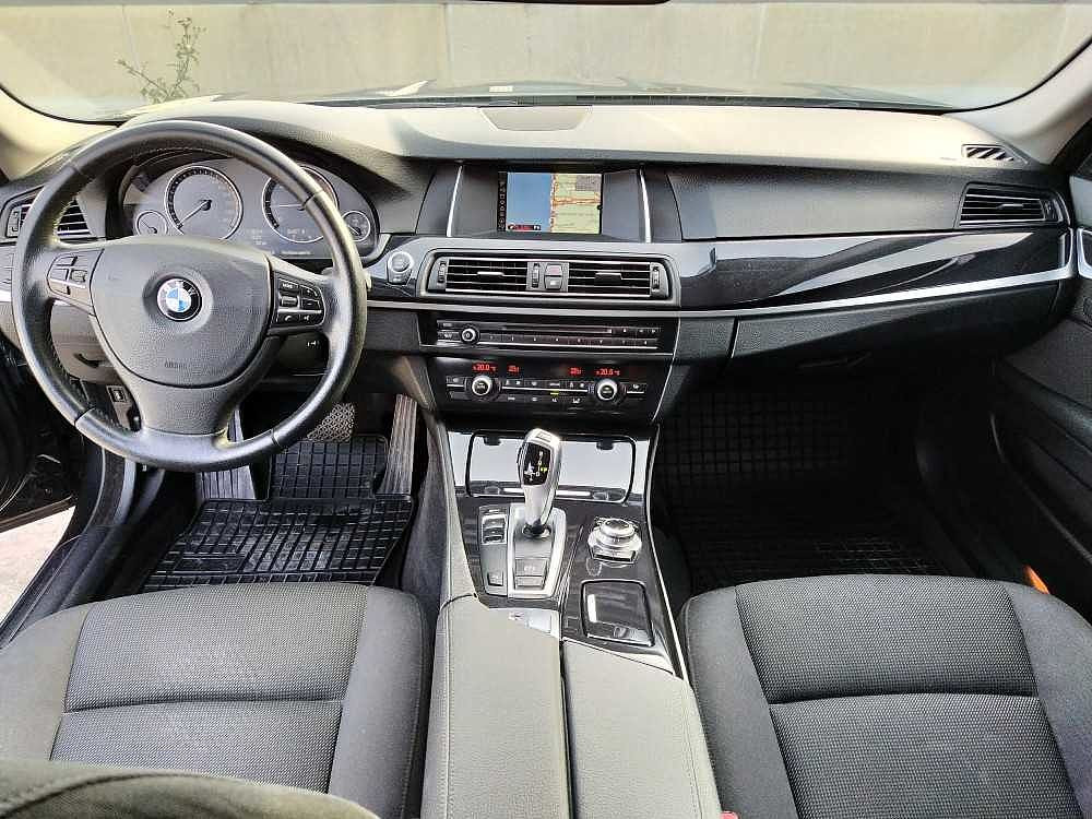 BMW Serie 5 Touring 520d Touring Business aut. a 14.800€ - immagine 6