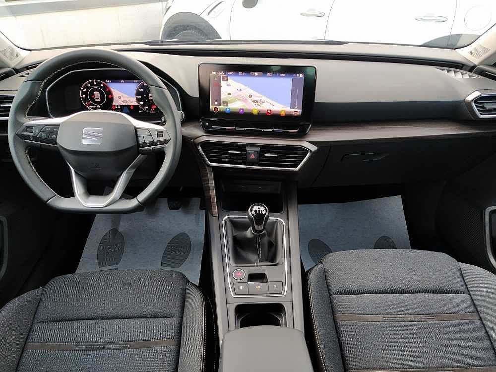 Seat Leon 1.5 TSI 150 CV Xcellence a 24.500€ - immagine 6