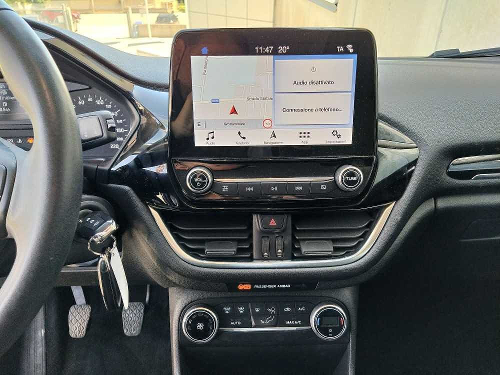 Ford Fiesta Active 1.5 TDCi a 12.900€ - immagine 17