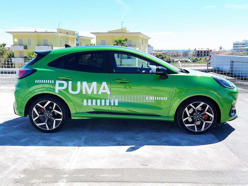 Ford Puma 1.5 EcoBoost 200 CV S&S ST a 31.500€ - immagine 12