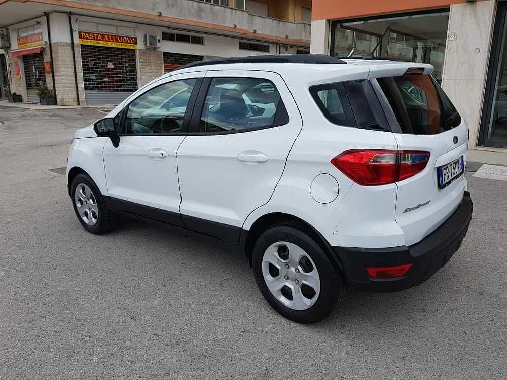 Ford Ecosport 1.0 EcoBoost 100 CV Plus a 13.900€ - immagine 10