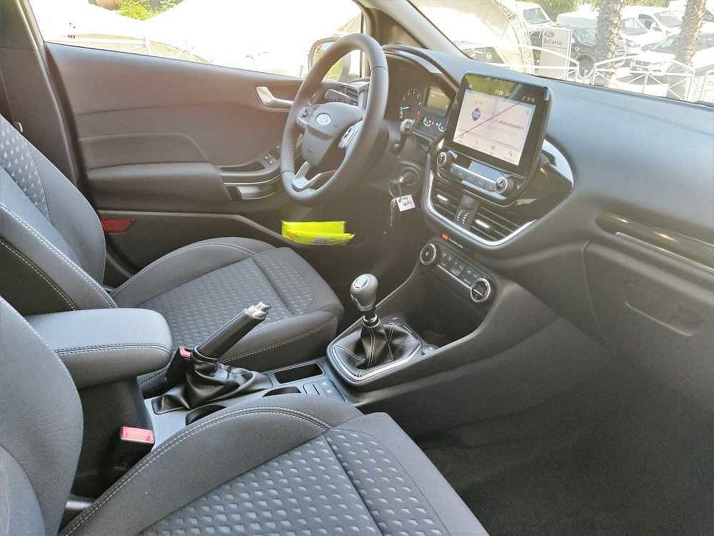 Ford Fiesta 1.0 EcoBoost Hybrid 125 CV 5 porte Titanium a 16.900€ - immagine 19