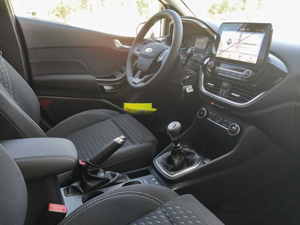 Ford Fiesta 1.0 EcoBoost Hybrid 125 CV 5 porte Titanium a 16.900€ - immagine 20