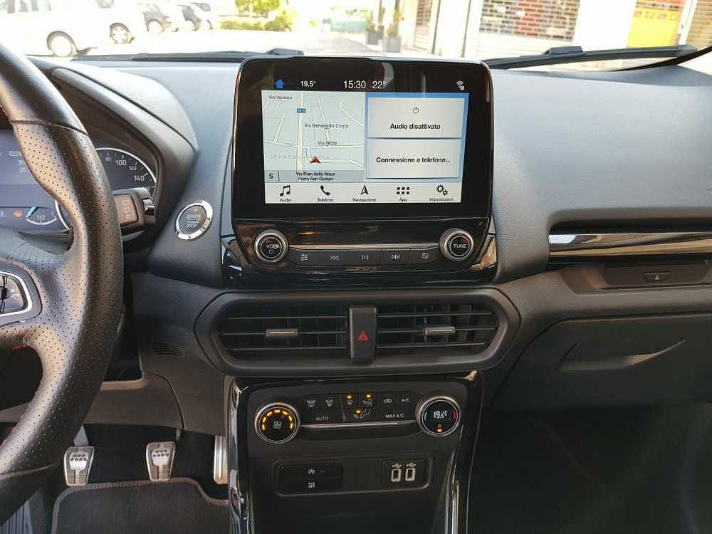 Ford Ecosport 1.5 TDCi 100 CV Start&Stop ST-Line a 16.500€ - immagine 11