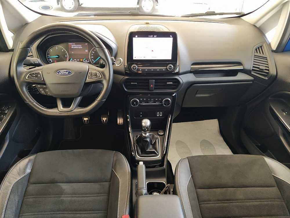 Ford Ecosport 1.5 TDCi 100 CV Start&Stop ST-Line a 15.500€ - immagine 11