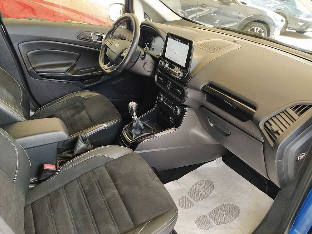 Ford Ecosport 1.5 TDCi 100 CV Start&Stop ST-Line a 15.500€ - immagine 12