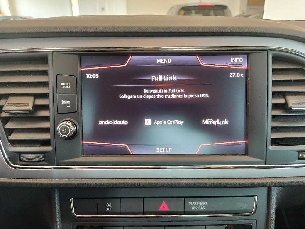 Seat Leon 1.4 TGI 5p. Style a 16.900€ - immagine 20
