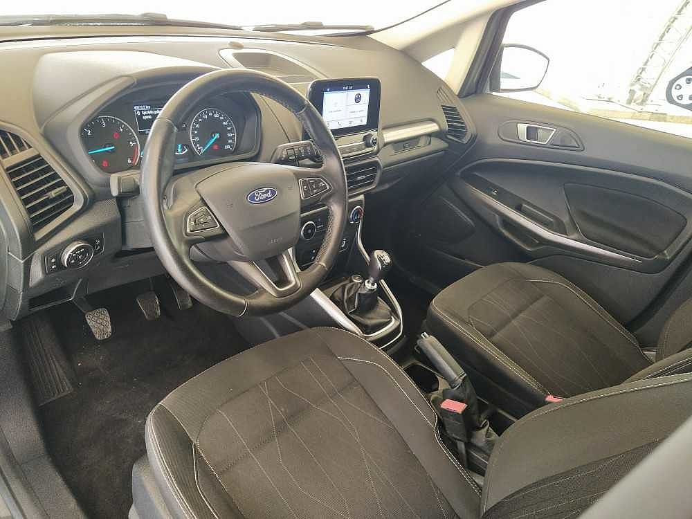 Ford Ecosport 1.5 TDCi 100 CV Start&Stop Plus a 14.800€ - immagine 5