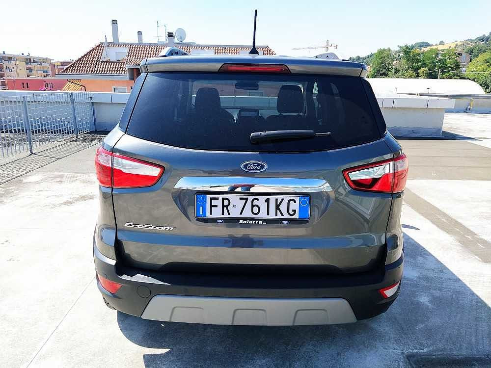 Ford Ecosport 1.5 TDCi 100 CV Start&Stop Titanium a 15.900€ - immagine 13