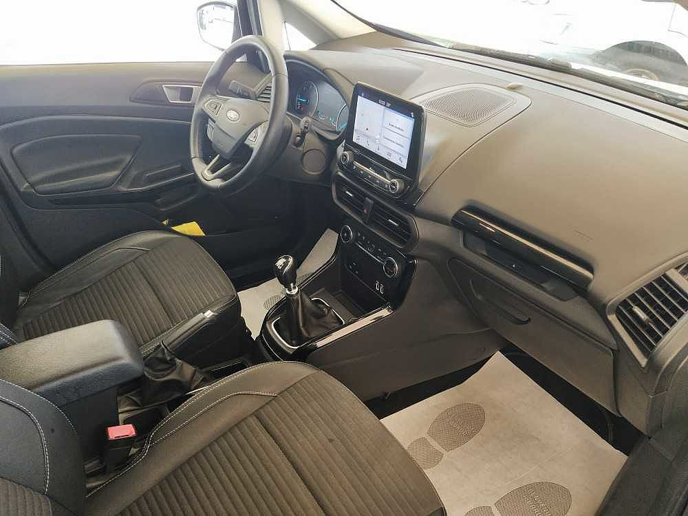 Ford Ecosport 1.5 TDCi 100 CV Start&Stop Titanium a 15.300€ - immagine 19