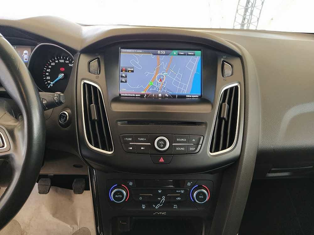 Ford Focus 1.5 TDCi 120 CV Start&Stop Titanium a 11.000€ - immagine 7