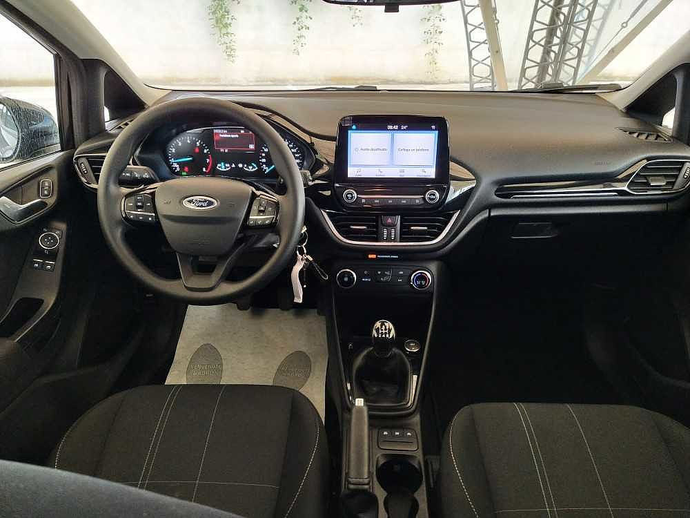 Ford Fiesta 1.1 85 CV 3 porte Van Business a 10.900€ - immagine 8