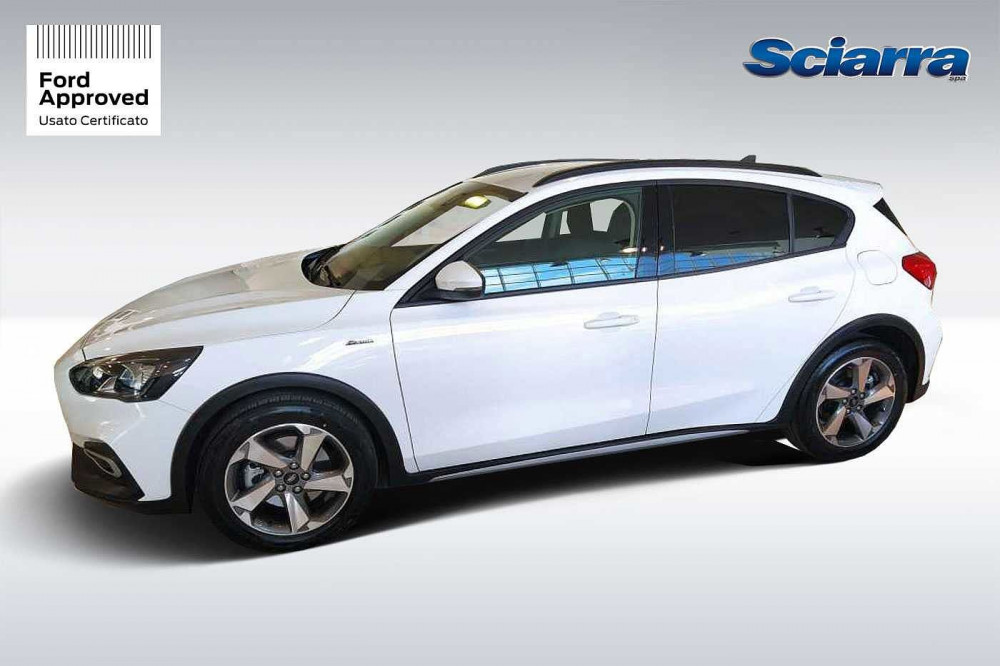 Ford Focus 1.0 EcoBoost 125 CV 5p. Active a 18.900€ - immagine 3