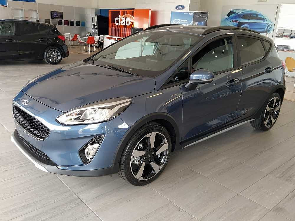 Ford Fiesta Active 1.0 Ecoboost 95 CV a 17.000€ - immagine 5