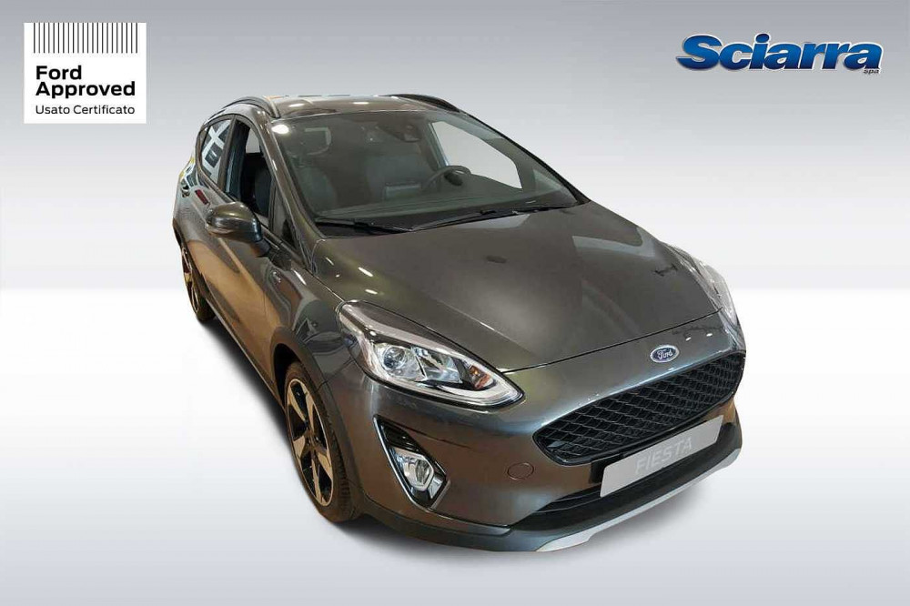 Ford Fiesta Active 1.0 Ecoboost 95 CV a 17.000€ - immagine 1