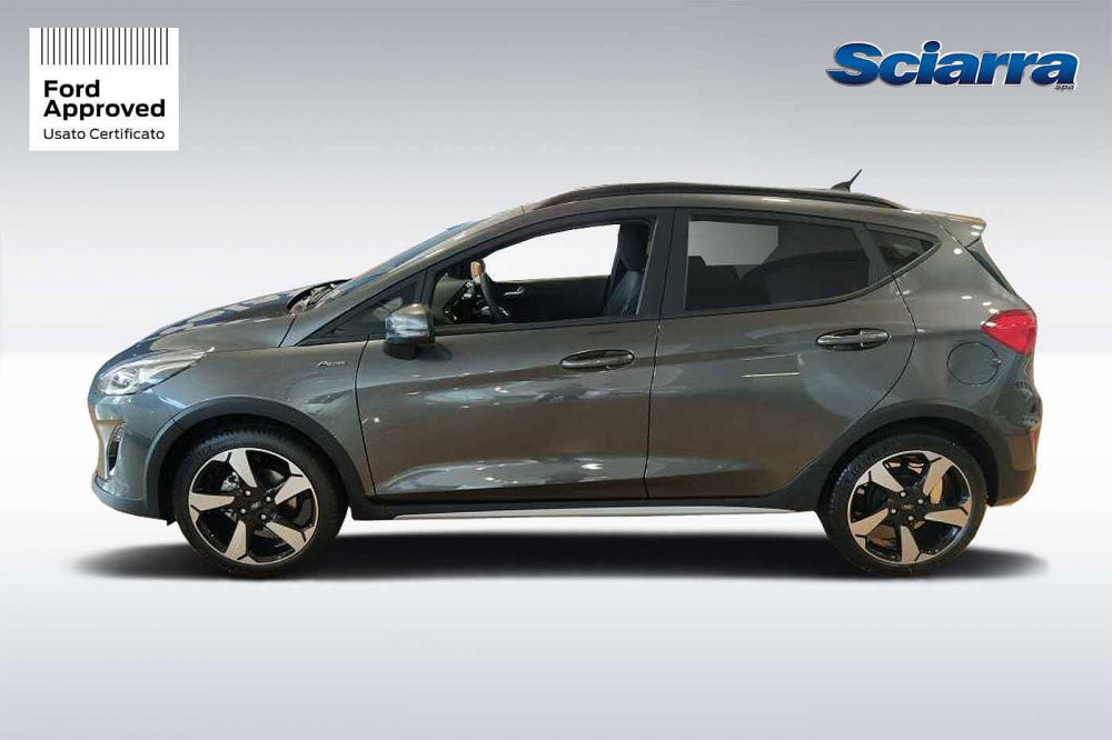 Ford Fiesta Active 1.0 Ecoboost 95 CV a 17.000€ - immagine 3