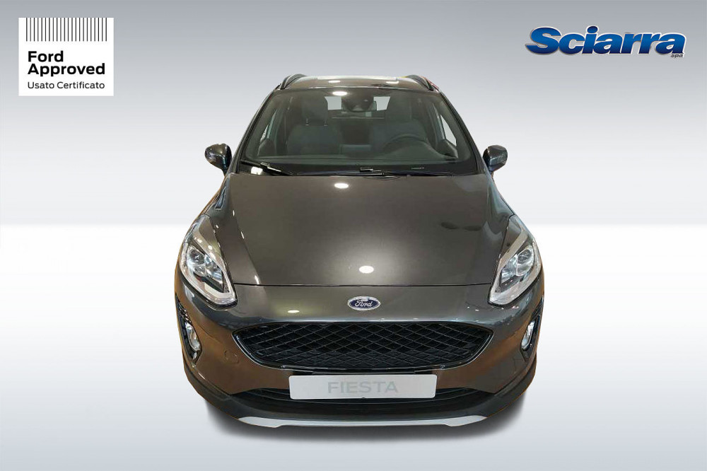 Ford Fiesta Active 1.0 Ecoboost 95 CV a 17.000€ - immagine 4