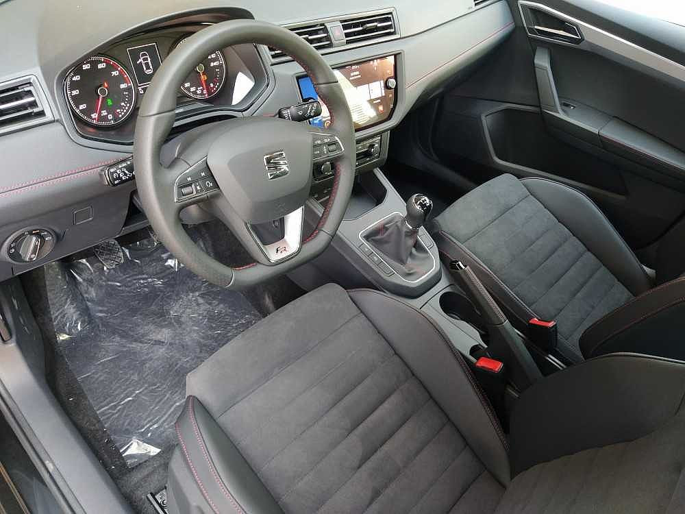 Seat Ibiza 1.0 TGI 5 porte FR a 19.800€ - immagine 5