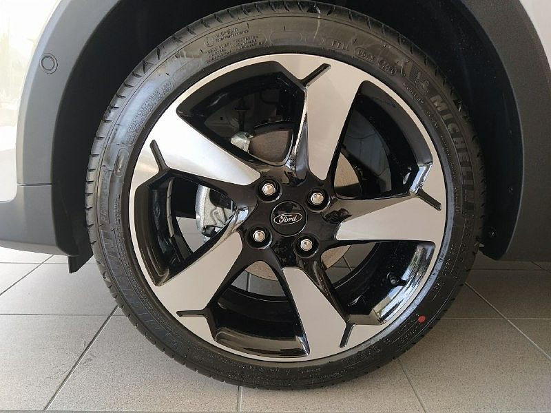 Ford Fiesta Active 1.0 Ecoboost 95 CV a 17.900€ - immagine 14