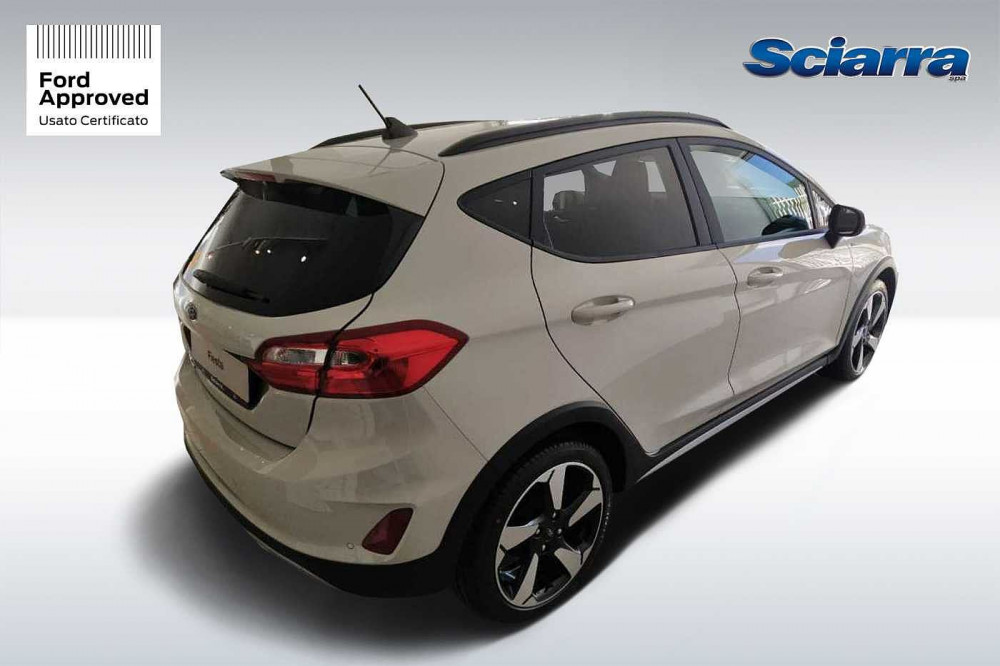 Ford Fiesta Active 1.0 Ecoboost 95 CV a 17.900€ - immagine 2