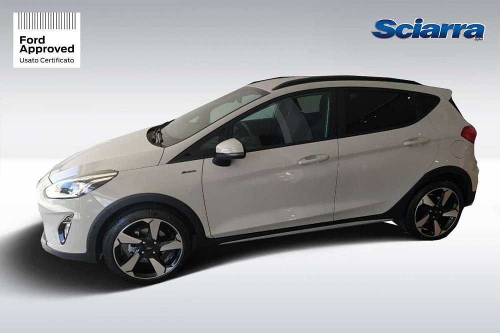 Ford Fiesta Active 1.0 Ecoboost 95 CV a 17.900€ - immagine 3