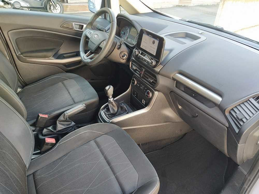 Ford Ecosport 1.5 TDCi 100 CV Start&Stop Plus a 15.400€ - immagine 19