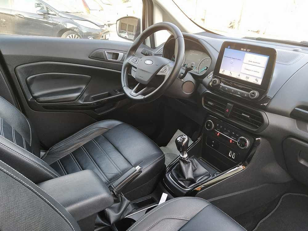 Ford Ecosport 1.5 TDCi 100 CV Start&Stop Titanium a 15.800€ - immagine 20
