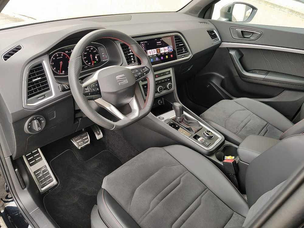 Seat Ateca 1.5 EcoTSI DSG FR a 30.900€ - immagine 5