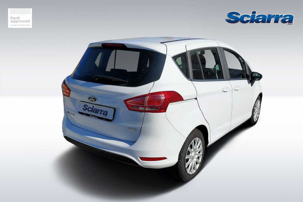Ford B-Max 1.0 EcoBoost 100 CV Plus a 10.400€ - immagine 2