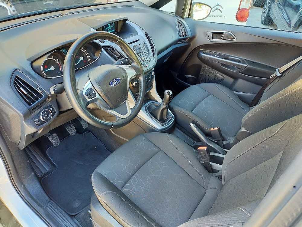 Ford B-Max 1.0 EcoBoost 100 CV Plus a 9.000€ - immagine 5