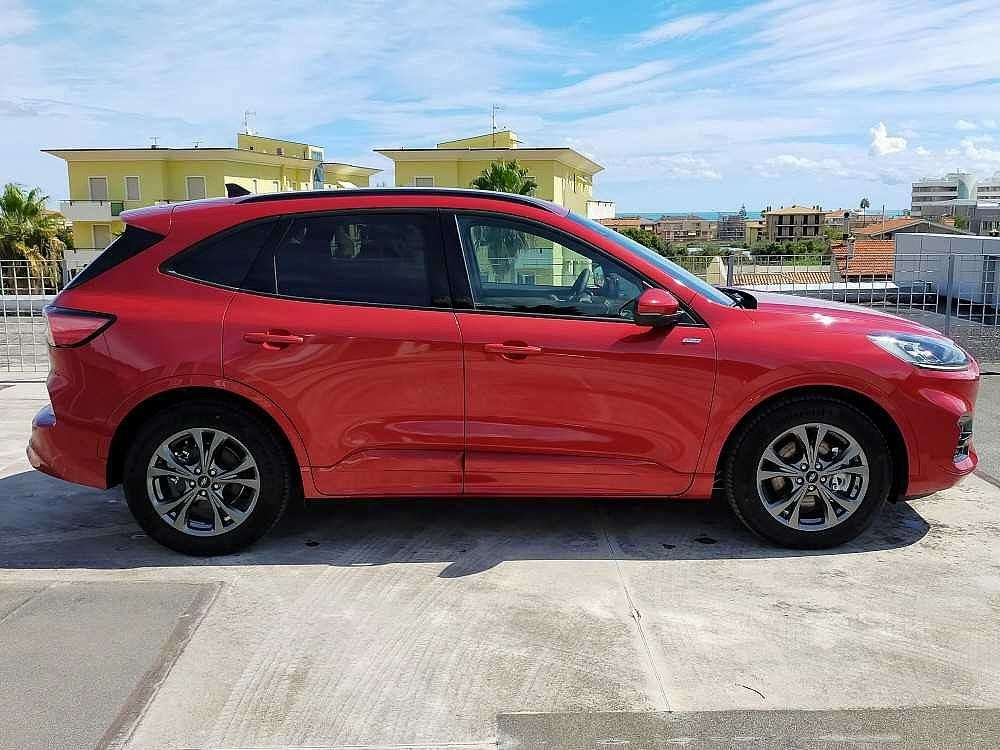 Ford Kuga 2.5 Plug In Hybrid 225 CV CVT 2WD ST-Line X a 35.800€ - immagine 12